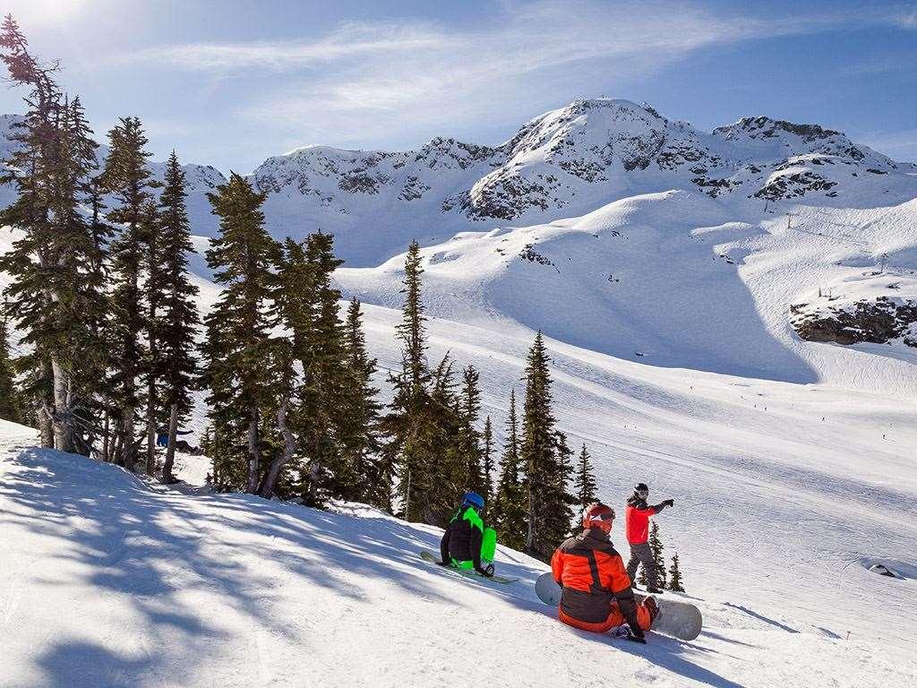 Whistler Skiing Holidays