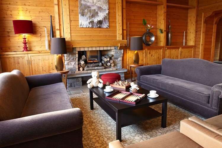 Club Med Aime La Plagne Lounge area