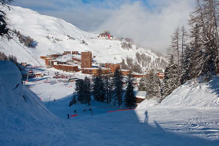 Chalet Hotel Christina in Plagne Centre