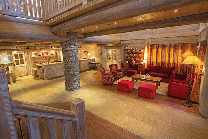 Image result for chalet hotel l'ecrin