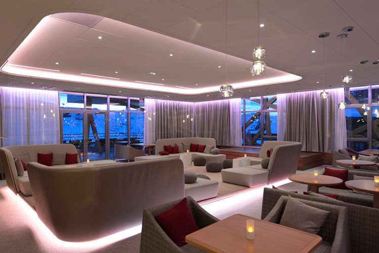 Club Med Val Thorens Sensations lounge