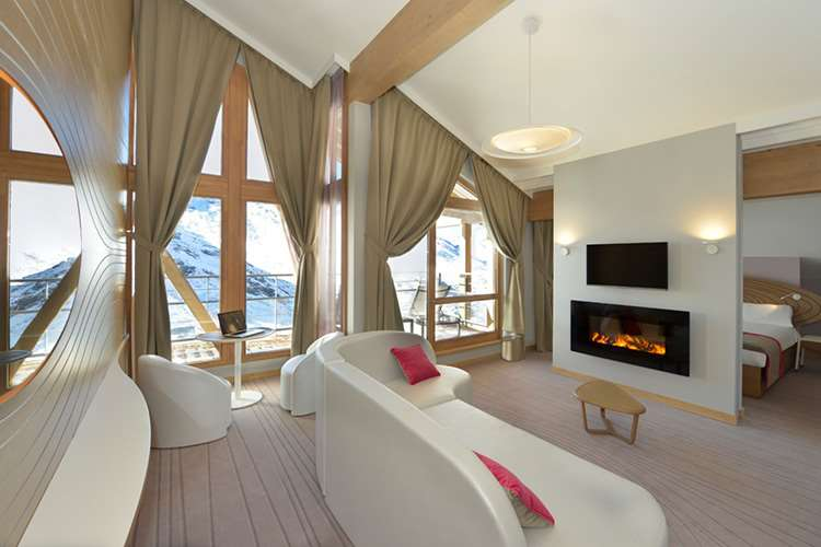 Club Med Val Thorens Sensations suite