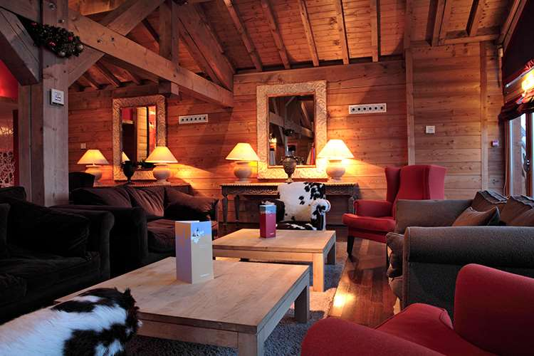 Club Med Peisey Vallandry lounge