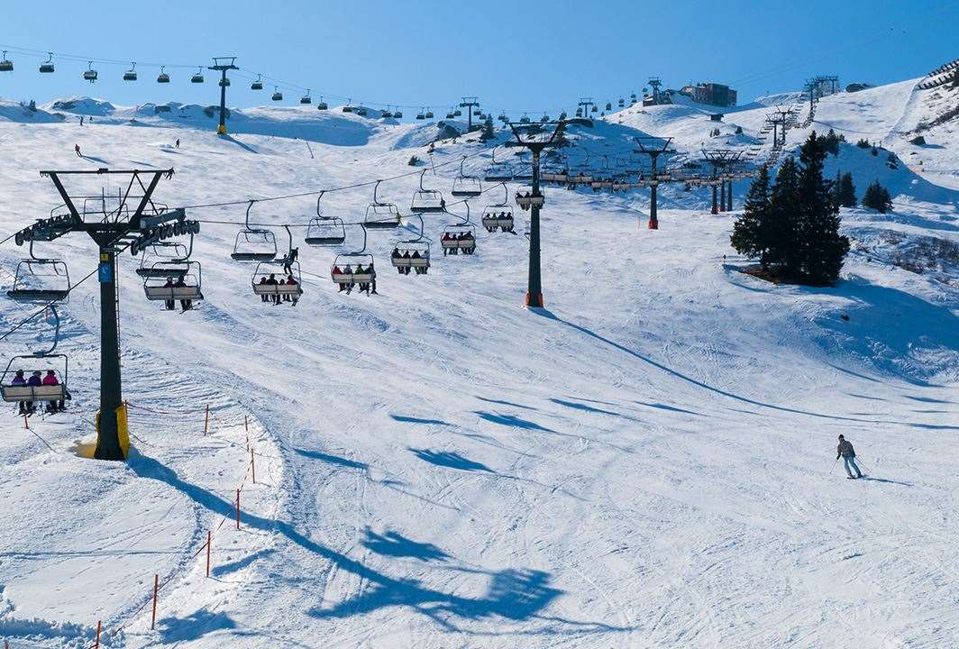 A winter in the lifestyle mecca of the Alps