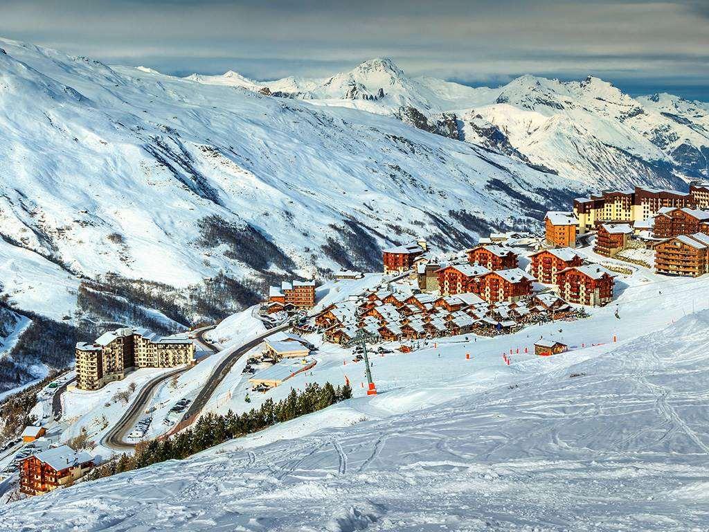 les menuires skiing holidays | ski holiday les menuires | france