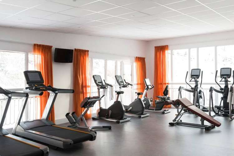 Club Med Arcs Extreme gym