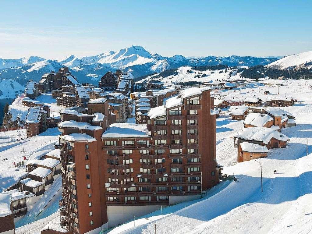 Avoriaz Skiing holidays Ski holiday Avoriaz France Iglu Ski