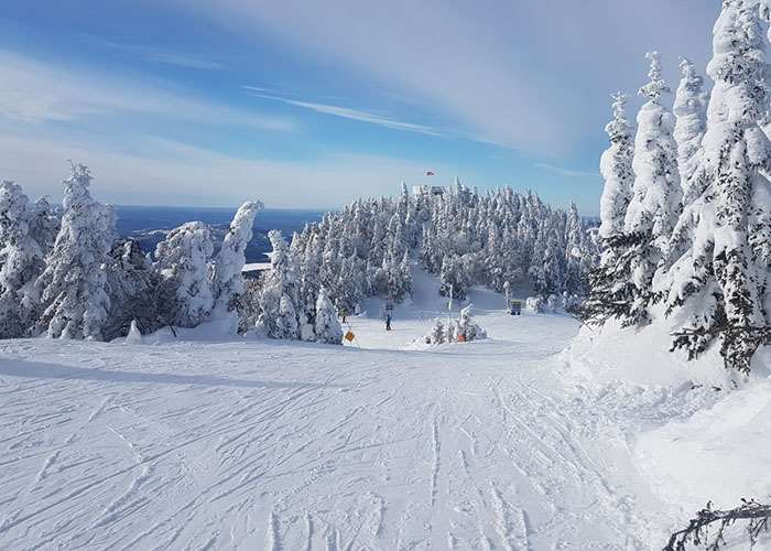 Tremblant ski resort