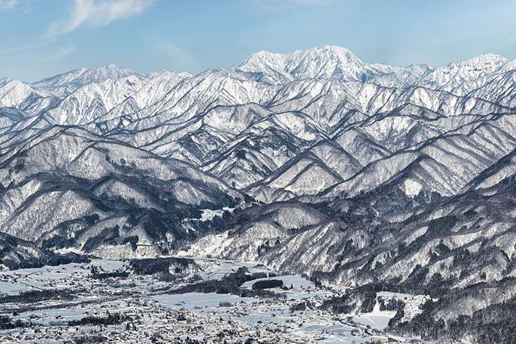 Ski holidays in Hakuba
