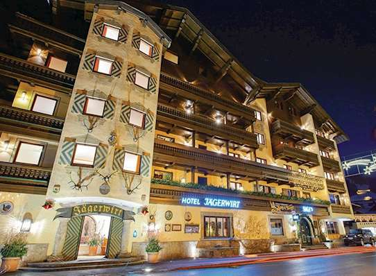 Hotel Jagerwirt In Kitzbuhel