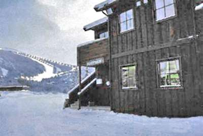 Skiing in Molla Apartments & Cabins