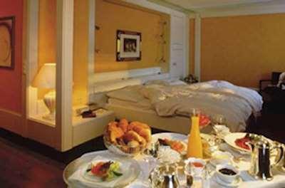 Skiing in Victoria Jungfrau Grand Hotel & Spa