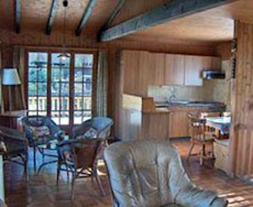 3 bedroom chalet for 6 people ski holidays
