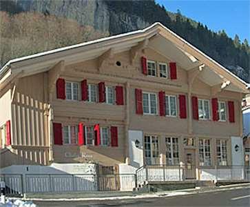 Chalet-hotel Rosa ski holidays