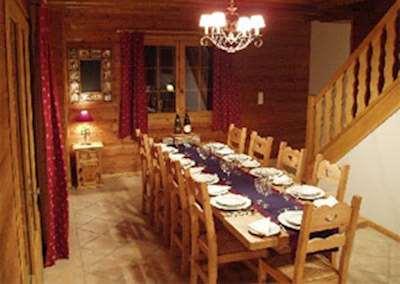 Chalet La Charme ski holidays
