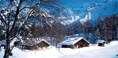 La Grand D'En Haut, Les Houches