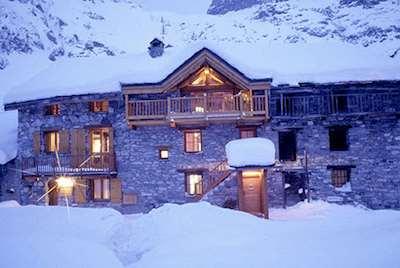 Chalet Le Vieux Cret ski holidays