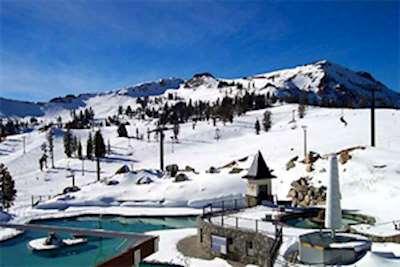 Squaw Valley Lodge ski holidays