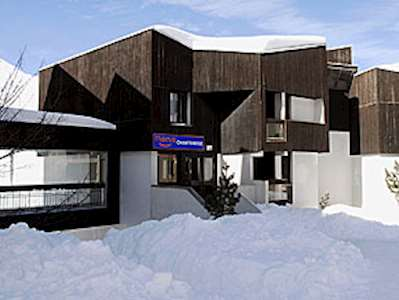 Résidence Maeva Chanteneige 1850 - 2 rooms 3/5 persons ski holidays