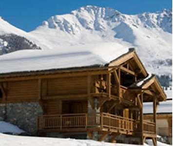 Chalet Five Roses ski holidays