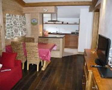 Skiing in Holiday apartment in Tignes - Les Moutières B1 et B2