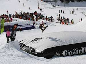 Team GB Welcome New Airbag To UK
