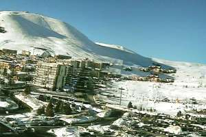 Alpe d'Huez Update — Great Snow & Perfect Pistes