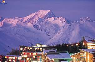 Les Arcs to Build a New Village