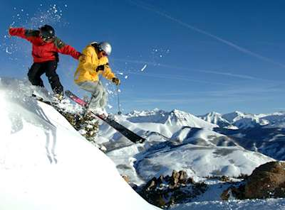 Best all round ski resorts