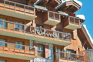 New for winter 2015/16: Chalet Hotel Le Savoie