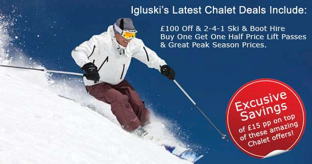 Chalet Offers