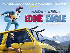 Eddie the Eagle in cinemas April 1st 2016