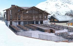 New La Folie Douce bar opening in Avoriaz