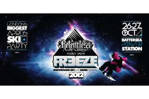 Freeze Festival Drops F.I.S. For An Invitational Event In 2012