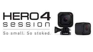 Introducing the newest, smallest and lightest GoPro