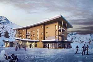 Introducing Les Arcs' first five star hotel