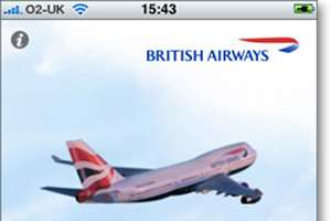 BA to Launch iPhone Check-In