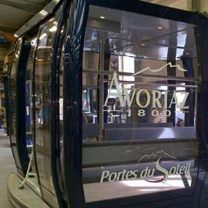 Morzine and Avoriaz Link Improved with Super-Fast Lift