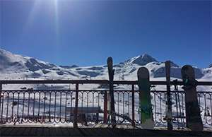 Snow Report | 18 Feb 2015