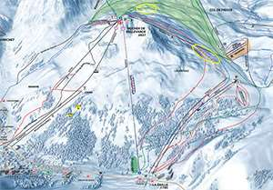 Val d'Isere will open for summer skiing for the first time in its 82 year history