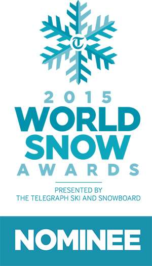 Iglu Ski is nominated for a World Snow Award 2015