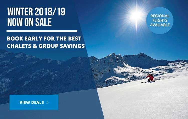Winter 2019 ski deals
