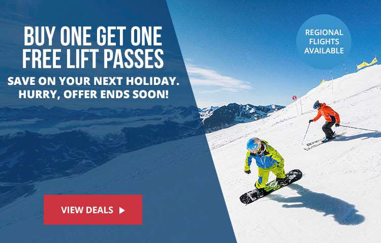 Buy One Get One Free Lift Passes