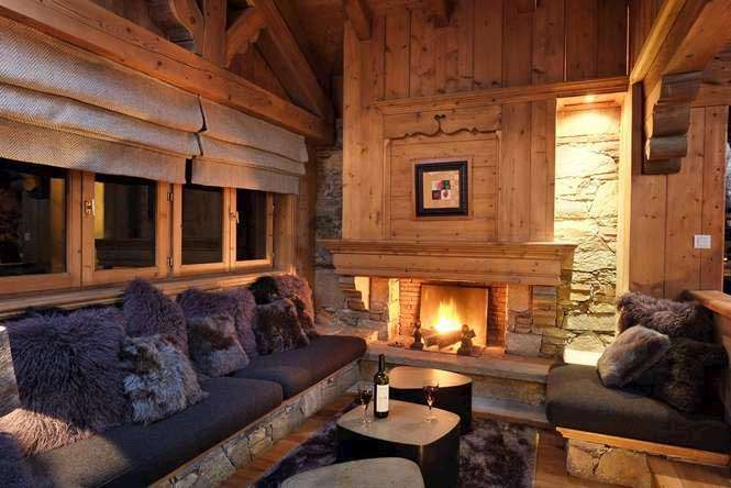 Luxury ski chalets for groups
