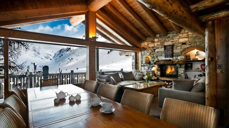 Luxury Hotels French Alps