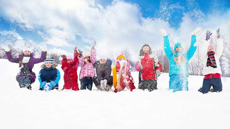 Nannies and childcare on family ski holidays