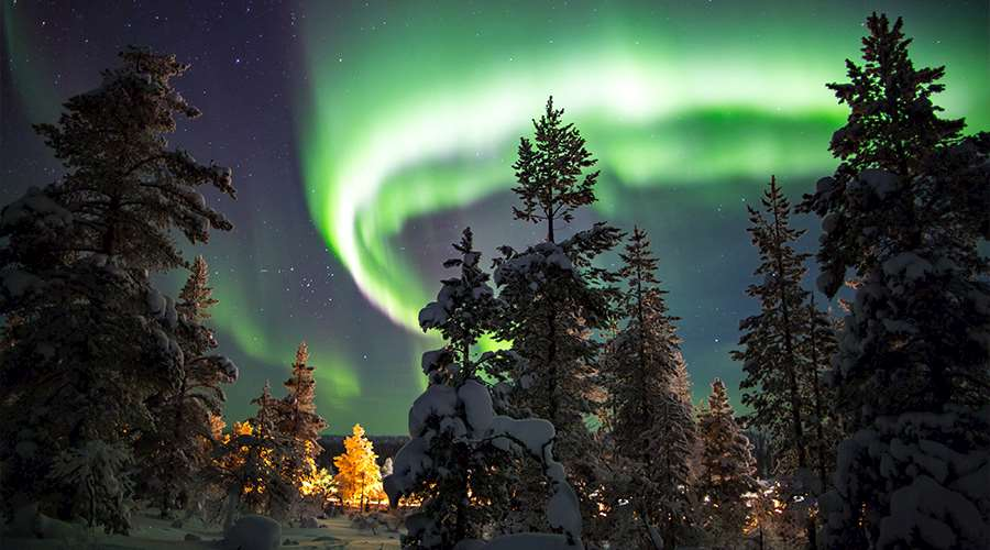 northern-lights-finland