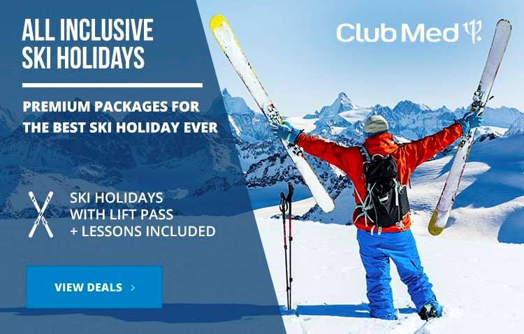 Club Med all-inclusive savings
