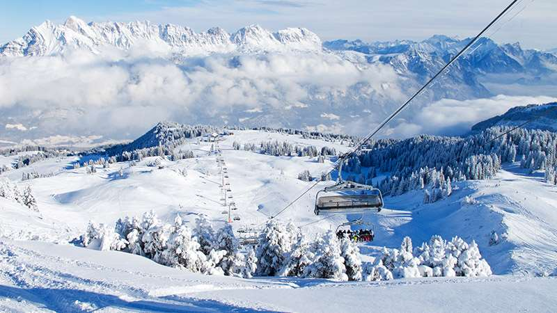 Ski resort recommendations