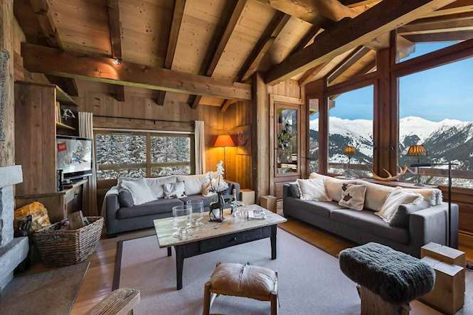 Self-catered chalet apartment